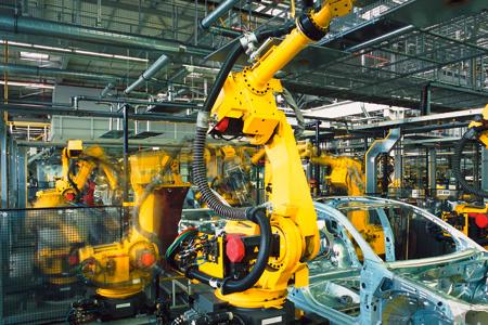 Drei Roboterexperten von Kuka, Stäubli und Epson geben ihre Einschätzung zur Zukunft der Robotersteuerung (Bild: Rainer Plendl - Fotolia)